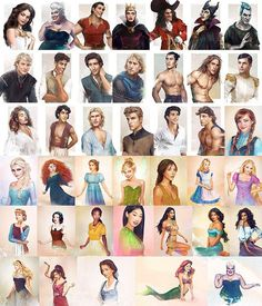 This artist shows how Disney characters would look like IRL - Jirka Vinse Jonatan Väätäinen illustrates Disney princesses in a hyper-realistic way, and you have to see the results. Realistic Disney Princess, Disney Princess Drawings, Disney Princess Art, Disney Fan Art, Disney Drawings, Disney Love, Disney Princes Real Life, Real Disney Princesses, Humour Disney