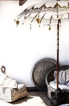 Inspiratie: zo voeg je gemakkelijk wat bohemian chic toe in huis | NSMBL.nl