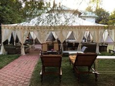 tent for party