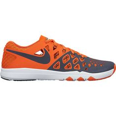 Nike Denver Broncos Orange Train Speed 4 NFL Kickoff Collection Shoes is available now at FansEdge. Denver Broncos Shoes, Denver Broncos Merchandise, Denver Broncos Womens, Broncos Gear, Nfl Gear, Broncos Fans, Chicago Bears Shoes, Bronco Sports, Mens Training Shoes