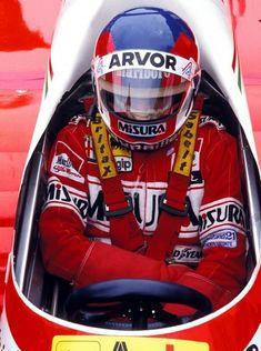 Patrick Depailler, Alfa Romeo, 1980 - La borsetta di mammà!
