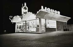 William Eggleston, Untitled (Liquor store at night), 1960-1972