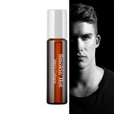 Smokin' Hot cologne created with natural ingredients to keep you smelling great all day!. Roller bottle makes it easy to apply and to carry and reuse during the day if desired. Bottle is 10 ml with a steel roller. Simply apply on wrists and/or behind ears for optimal scent. Ingredients include coconut oil, orange, frankincense and cassia essential oils. Pairs well with our Smokin' Hot beard oil. Cassia Essential Oil, Frankincense Essential Oil, Orange Essential Oil, Essential Oils, Wellness Tips, Health And Wellness, Hot Beards, Sexy Beard, Amber Bottles