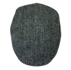 406625e1c23 Flat Caps Harris Tweed Hanna Hats of Donegal Ireland at Amazon Men s  Clothing store  Flat