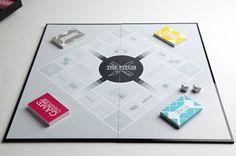 board game graphic design - Google Search