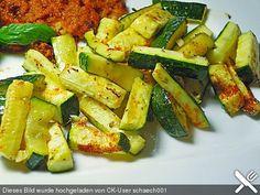Zucchini-Pommes, ein sehr schönes Rezept aus der Kategorie Gemüse. Bewertungen: 13. Durchschnitt: Ø 3,6.