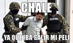 Pobre Chapo.   30 Memes de la recaptura del Chapo que necesitas ver ahorita mismo