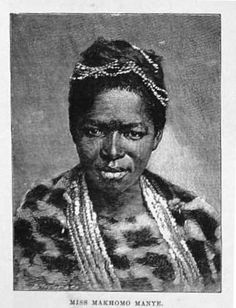 Charlotte Manye was 17 when the African Choir arrived in London .Later she received a scholarship at Wilberforce U. in Ohio, where she became the first South African woman to earn a PhD in humanities, and married Dr. Marshall Maxeke. She helped found the Bantu Women's League, educated thousands of young Africans, and was a key member of the African National Congress who wrote much of their early literature, and a passionate, lifelong advocate for African liberty and women's rights.
