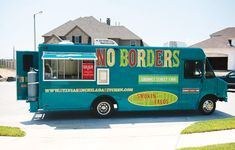 Love the idea of using a food truck to cater a party. Especially a mexican one!