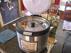 PREPARE TODAY: Saratoga Jacks Thermal Cooker