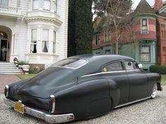 1950 fleetline fastback