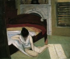 1910-again:  Edward Hopper, Summer Interior 1909