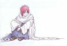 Gaara, Fifth Kazekage; Naruto