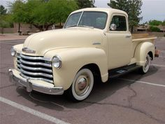 chevrolet 3600 cream - Buscar con Google