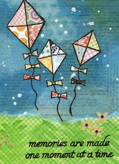 Fly a kite with my grandchildren :):):):)