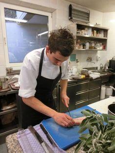 Kulinarik Workshop im Dolcevita Hotel Preidlhof - Seeteufel Zubereitung http://www.preidlhof.it/
