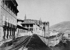 Ronda del Obispo Barbazán. Pamplona, Old Photography, Antique Photos, Cities, Fotografia