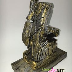 Styrofoam Sculpture - Floral Foam- Non-Objective Expressive Subtractive Sculpture. Middle School Sculpture or High School Sculpture