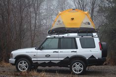 DIY Roof Rack - Page 2 - Land Rover Forums - Land Rover Enthusiast Forum