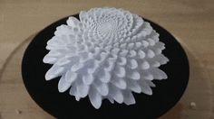 3D-Printed Fibonacci Zoetrope Sculptures by John Edmark