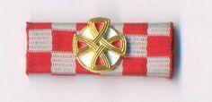 CROATIA ARMY * Order of the Croatian Interlace (Red Hrvatskoga Pletera), RIBBON. http://www.ebay.com/itm/160652106402?ru=http%3A%2F%2Fwww.ebay.com%2Fsch%2Fi.html%3F_from%3DR40%26_sacat%3D0%26_nkw%3D160652106402%26_rdc%3D1