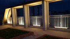 케노피투광등 Facade Lighting, Exterior Lighting, Outdoor Lighting, Outdoor Decor, Apartment Lighting, Architectural Lighting Design, Indirect Lighting, Canopy Lights, Facade Architecture