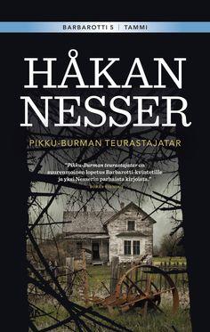 Pikku-Burman teurastajatar - Håkan Nesser - #kirja