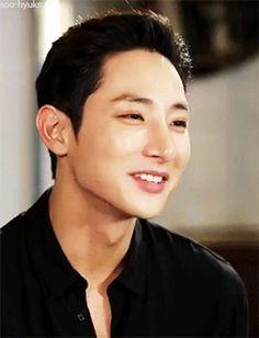Imagine actor, boy, and hyuk