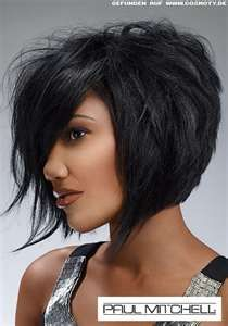 Short Hair Cut -hmmmm, maybe....