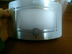 Decorative motion sensor light
