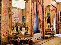 Gasparini Hall, Palacio Real (Royal Palace) Madrid ...