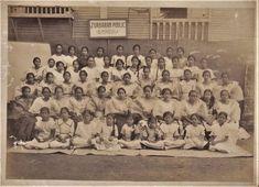 Zurbaran Public School, Manila, circa 1915 #kasaysayan #pinoy #classpicture Colorized Photos, Class Pictures, Tribal People, African Diaspora, Pinoy, Public School, Manila, Facebook Sign Up, Over The Years