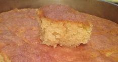 Υλικά  6 αυγά  1+1/2 κούπες τσαγιού αλεύρι  1+1/2 κούπες τσαγιού ινδοκάρυδο  1+1/2 κούπες τσαγιού ζάχαρη  1+1/2 κούπες τσαγιού σπορέλα... Cornbread, Mashed Potatoes, Banana Bread, Food And Drink, Cake, Ethnic Recipes, Sweet, Desserts, Millet Bread