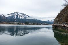 Wolfgangsee Bürgl Panoramaweg Mount Rainier, Mountains, Nature, Travel, Rainy Days, Vacation, Naturaleza, Viajes, Destinations