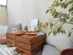 WeDeco... come en el exterior: desayuno sorpresa | La Garbatella: blog de decoración, estilo nórdico.
