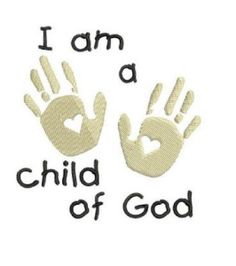 Growing Kids in Grace: Because of Jesus, I am a CHILD of GOD (Eph 1)