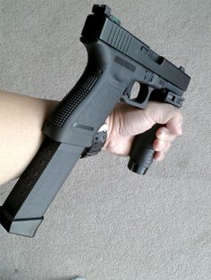 Lets see those Glock 21's ! - Glock Photos More