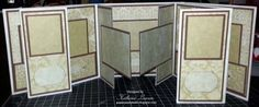 New 6x6 Album by kathi17 - Cards and Paper Crafts at Splitcoaststampers