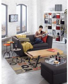 #CB2                      #table                    #caliper #coffee #table   CB2 - caliper coffee table                                                    http://www.seapai.com/product.aspx?PID=39257