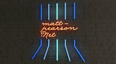 In this set of two tutorials I'll show you how to create a simple neon light including a the neon glowing material and then in part two we'll go through an animate the light sequence using xpresso and C.O.F.F.E.E.