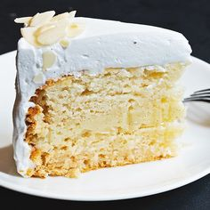 Here's a beautiful vanilla cake that is perfect for bringing to a potluck event or just anytime you need a good looking, tasty cake. Its timeless flavor will win over even the pickiest of cake snobs. Time to rethink vanilla! No longer shall vanilla be thought of as the bland, boring cousin of...