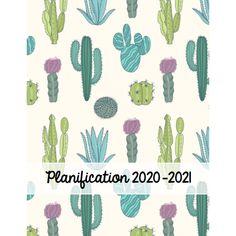 Planificateur 2020-2021 (5ème édition) Version Francaise, Prints, Positive Reinforcement, Primary Education, Planner Organization, Advent, Notebook, Calendar