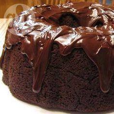 Gateau au chocolat super moelleux @ allrecipes.fr
