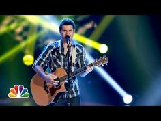 """Brandon Chase: """"Wanted"""" - The Voice Highlight"""