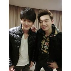 Dylan Kuo and Calvin Chen Taiwan Drama, Chen, Fanfiction, Chinese, Celebrities, Celebs, Foreign Celebrities, Chinese Language, Famous People