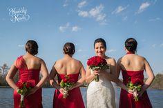 #kimberlykundaphotography #kkp #weddingphotography #bridesmaids #cutebridalshoes