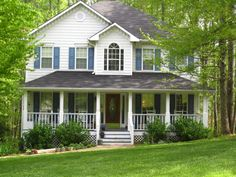 Southern Country Style Home
