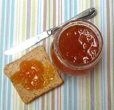Pineapple-Papaya Jam | The Peach Kitchen