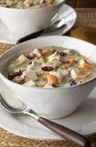 Creamy Herbed Turkey Soup - South Dakota Poultry Industry Association