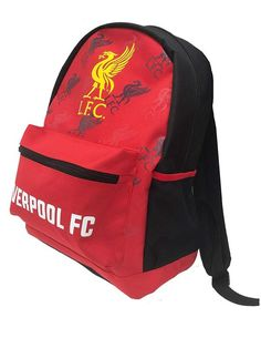 b3029a8265b Icon Sports Liverpool FC Official Licensed Team Backpack
